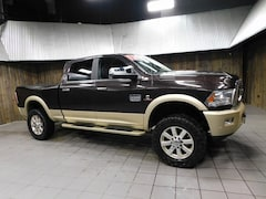 Used 2017 Ram 2500 Longhorn Truck Crew Cab 3C6UR5GL4HG647519 for Sale in Plymouth, IN at Auto Park Buick GMC