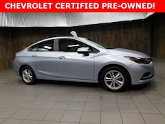 Used 2017 Chevrolet Cruze LT Auto Sedan 1G1BE5SM5H7272725 for Sale in Plymouth, IN at Auto Park Buick GMC