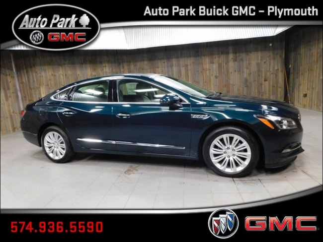 New 2019 Buick LaCrosse Preferred Sedan 1G4ZN5SZ6KU114190 for Sale in Plymouth, IN at Auto Park Buick GMC