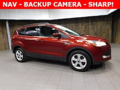 Used 2016 Ford Escape SE SUV 1FMCU0GX4GUB17843 for Sale in Plymouth, IN at Auto Park Buick GMC