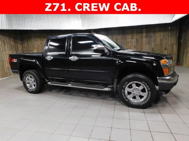 2010 Chevrolet Colorado Truck Crew Cab