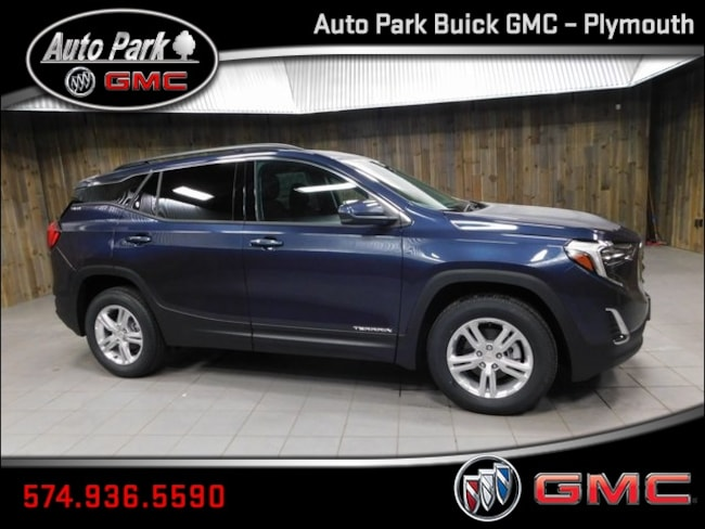 New 2019 GMC Terrain SLE SUV 3GKALTEV8KL267348 for Sale in Plymouth, IN at Auto Park Buick GMC