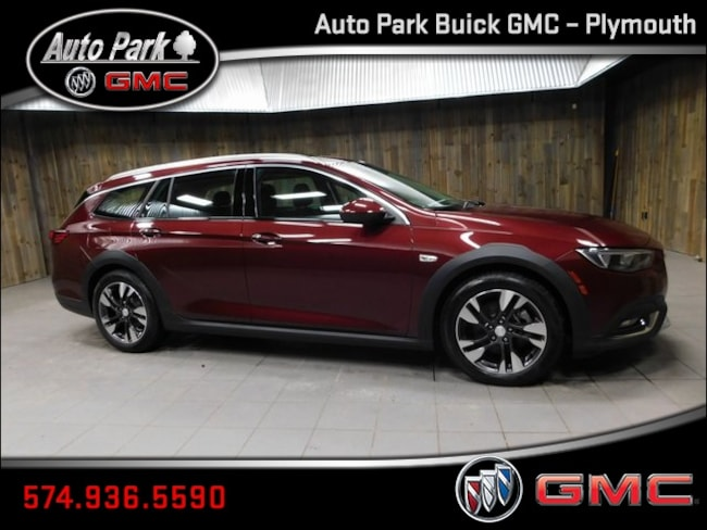 New 2019 Buick Regal TourX Preferred Wagon W04GU8SX1K1015836 for Sale in Plymouth, IN at Auto Park Buick GMC