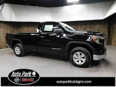 New 2020 GMC Sierra 1500 Truck Regular Cab 3GTN9AEF3LG320959 for Sale in Plymouth, IN at Auto Park Buick GMC