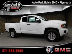 New 2019 GMC Canyon Base Truck Extended Cab 1GTH5BEN6K1295820 for Sale in Plymouth, IN at Auto Park Buick GMC