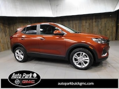 New 2020 Buick Encore GX Preferred SUV KL4MMCSL0LB073077 for Sale in Plymouth, IN at Auto Park Buick GMC