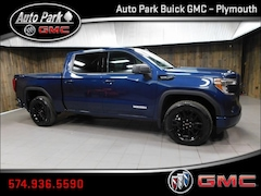 2020 GMC Sierra 1500 Elevation Truck Crew Cab 3GTU9CED5LG108389 for Sale in Plymouth, IN at Auto Park Buick GMC