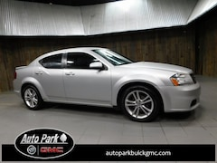 2012 Dodge Avenger SXT Sedan for Sale in Plymouth, IN at Auto Park Buick GMC