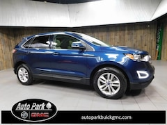 Used 2017 Ford Edge SEL SUV 2FMPK4J82HBB77000 for Sale in Plymouth, IN at Auto Park Buick GMC