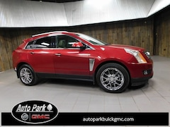 Used 2013 CADILLAC SRX Premium Collection SUV for Sale in Plymouth, IN at Auto Park Buick GMC