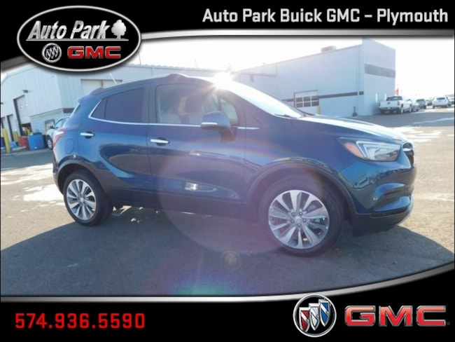 New 2019 Buick Encore Preferred SUV KL4CJASB6KB789965 for Sale in Plymouth, IN at Auto Park Buick GMC