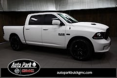 Used 2018 Ram 1500 Sport Truck Crew Cab 1C6RR7MT6JS241052 for Sale in Plymouth, IN at Auto Park Buick GMC