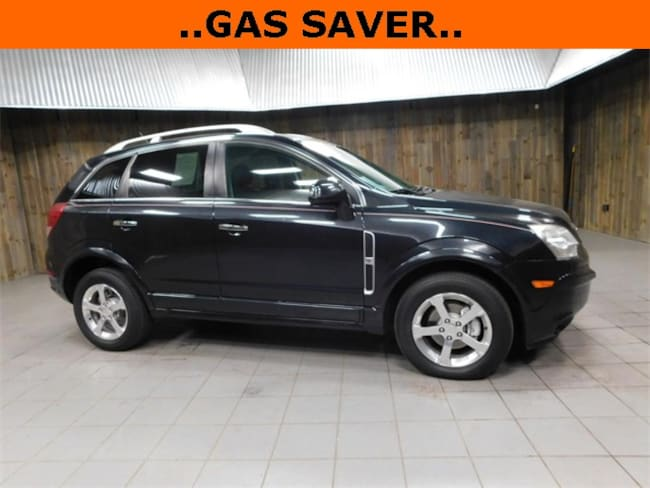 Used 2012 Chevrolet Captiva Sport LT SUV for Sale in Plymouth, IN at Auto Park Buick GMC