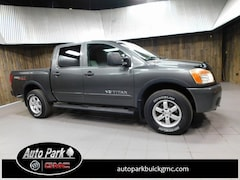 Used 2011 Nissan Titan PRO-4X Truck Crew Cab 1N6AA0EC4BN312829 for Sale in Plymouth, IN at Auto Park Buick GMC