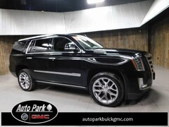 Used 2017 CADILLAC Escalade Premium Luxury SUV for Sale in Plymouth, IN at Auto Park Buick GMC