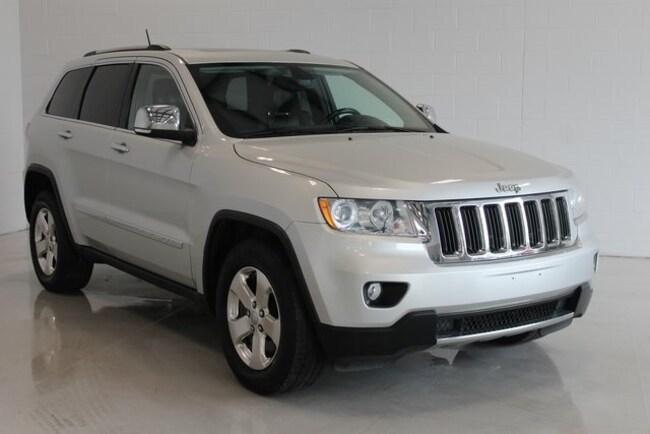 2011 Jeep Grand Cherokee Limited SUV