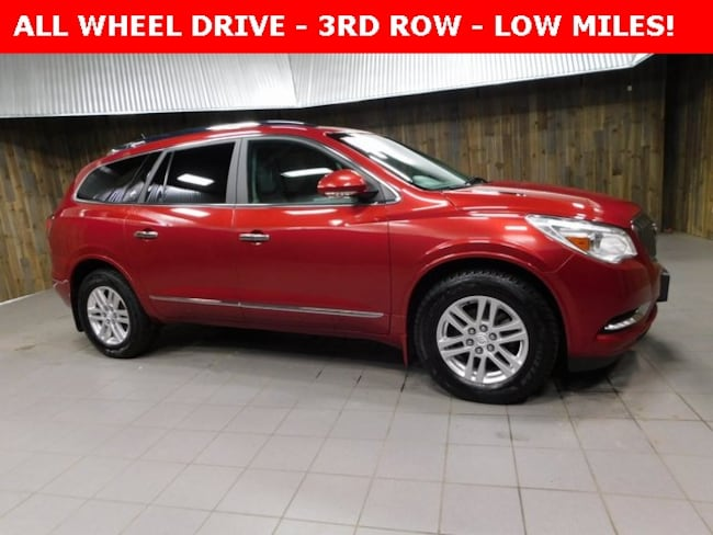 Used 2014 Buick Enclave Convenience SUV for Sale in Plymouth, IN at Auto Park Buick GMC