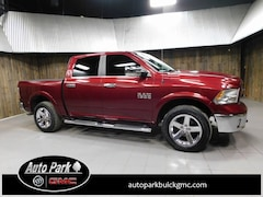 Used 2016 Ram 1500 SLT Truck Crew Cab 1C6RR7LGXGS220380 for Sale in Plymouth, IN at Auto Park Buick GMC