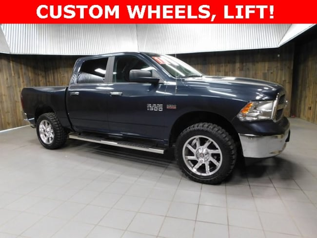 Used Ram 1500 For Sale >> Used 2018 Ram 1500 For Sale In Plymouth In Near South Bend