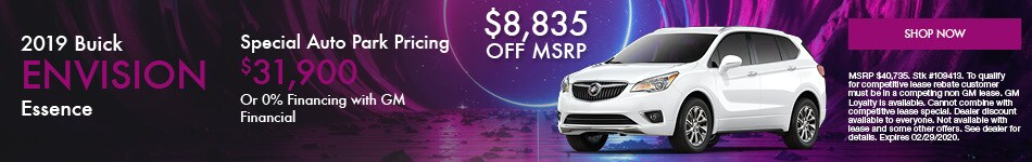New 2019 Buick Envision | Sale