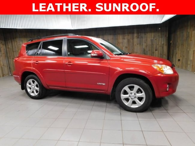 Used 2010 Toyota RAV4 Limited SUV for Sale in Plymouth, IN at Auto Park Buick GMC