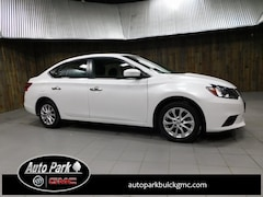 Used 2018 Nissan Sentra S Sedan 3N1AB7AP4JY302873 for Sale in Plymouth, IN at Auto Park Buick GMC