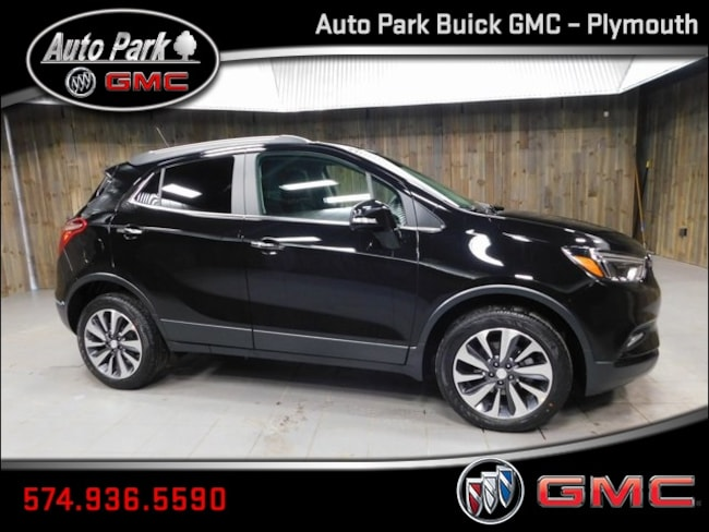 New 2019 Buick Encore Essence SUV KL4CJGSM7KB764934 for Sale in Plymouth, IN at Auto Park Buick GMC