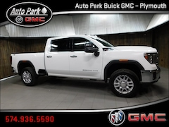 2020 GMC Sierra 2500HD SLT Truck Crew Cab 1GT49NEY4LF130836 for Sale in Plymouth, IN at Auto Park Buick GMC