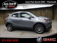 New 2019 Buick Encore Sport Touring SUV KL4CJ2SB1KB761884 for Sale in Plymouth, IN at Auto Park Buick GMC