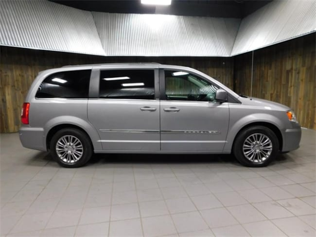 Used 2014 Chrysler Town & Country Touring-L Van for Sale in Plymouth, IN at Auto Park Buick GMC