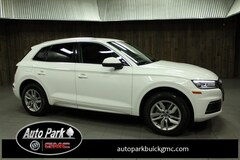 Used 2019 Audi Q5 2.0T Premium SUV for Sale in Plymouth, IN at Auto Park Buick GMC
