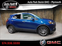New 2019 Buick Encore Sport Touring SUV KL4CJ1SB0KB780033 for Sale in Plymouth, IN at Auto Park Buick GMC