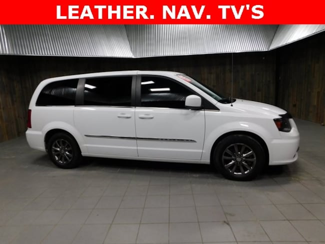 Used 2015 Chrysler Town & Country S Van for Sale in Plymouth, IN at Auto Park Buick GMC