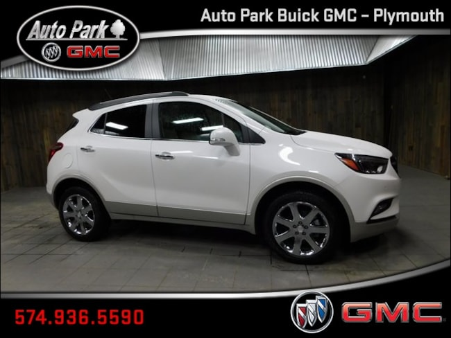 New 2019 Buick Encore Essence SUV KL4CJGSM5KB746528 for Sale in Plymouth, IN at Auto Park Buick GMC