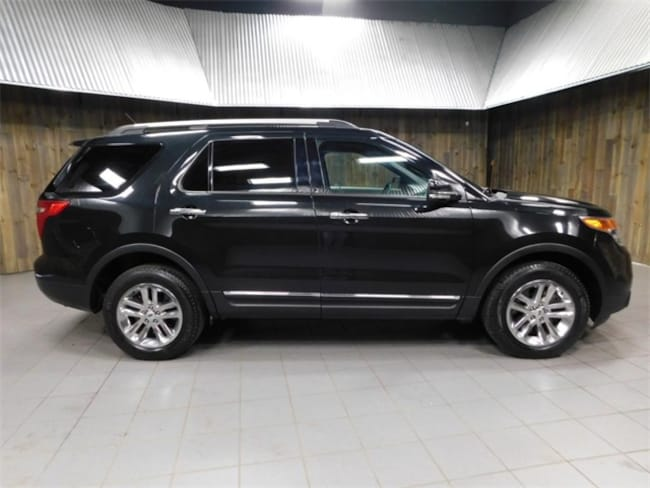 Used 2014 Ford Explorer XLT SUV for Sale in Plymouth, IN at Auto Park Buick GMC