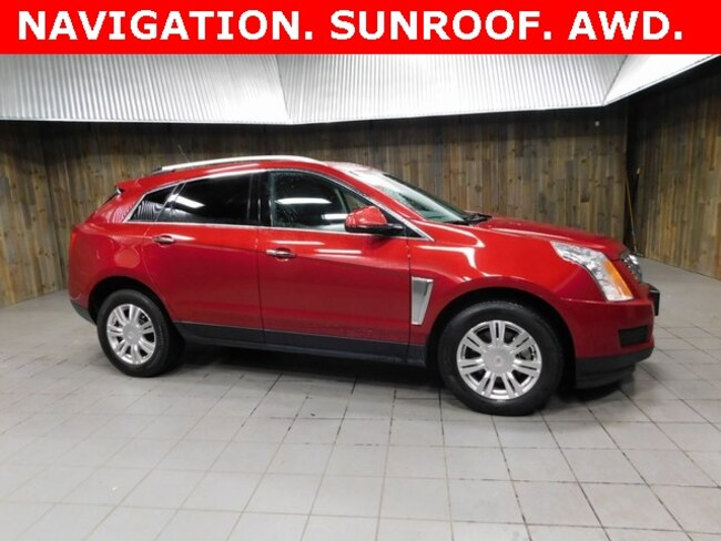 Used 2014 CADILLAC SRX Luxury Collection SUV for Sale in Plymouth, IN at Auto Park Buick GMC