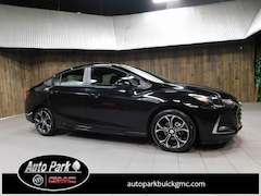 Used 2019 Chevrolet Cruze LT Sedan 1G1BE5SMXK7141040 for Sale in Plymouth, IN at Auto Park Buick GMC