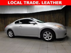 Used 2008 Nissan Altima 2.5 S Coupe 1N4AL24E58C158153 for Sale in Plymouth, IN at Auto Park Buick GMC