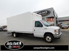 Used 2017 Ford E-350 Cutaway Base Truck 1FDWE3FS7HDC38613 for Sale in Plymouth, IN at Auto Park Buick GMC