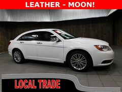 2012 Chrysler 200 Limited Sedan for Sale in Plymouth, IN at Auto Park Buick GMC
