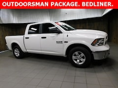 Used 2018 Ram 1500 Big Horn Truck Crew Cab 1C6RR7LT9JS249356 for Sale in Plymouth, IN at Auto Park Buick GMC