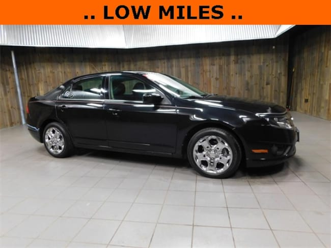 Used 2011 Ford Fusion SE Sedan for Sale in Plymouth, IN at Auto Park Buick GMC