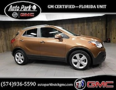 Used 2016 Buick Encore SUV KL4CJASB1GB604440 for Sale in Plymouth, IN at Auto Park Buick GMC