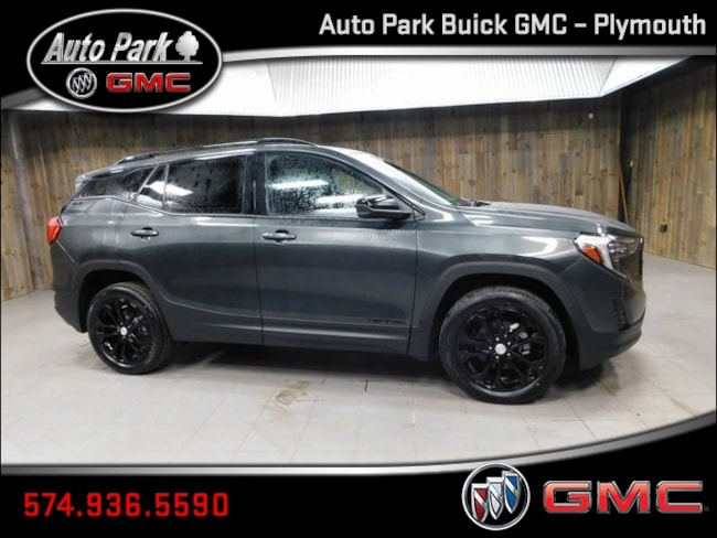 New 2019 GMC Terrain SLE SUV 3GKALTEV9KL241793 for Sale in Plymouth, IN at Auto Park Buick GMC