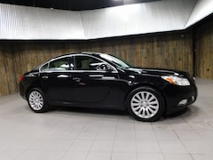 Used 2012 Buick Regal Premium Sedan 2G4GS5EK5C9147761 for Sale in Plymouth, IN at Auto Park Buick GMC