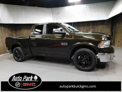 Used 2014 Ram 1500 SLT Truck Quad Cab 1C6RR7GG8ES459918 for Sale in Plymouth, IN at Auto Park Buick GMC