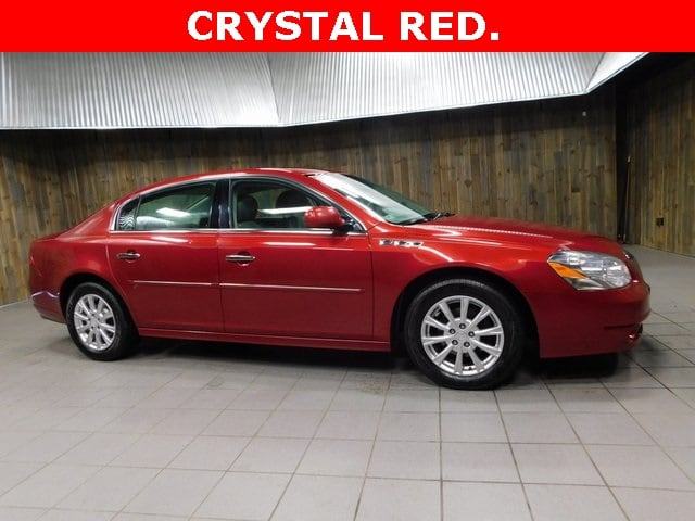 Used 2011 Buick Lucerne CXL Sedan for sale in Plymouth, IN at Auto Park Buick GMC