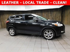Used 2013 Ford Escape SEL SUV 1FMCU0H94DUA34697 for Sale in Plymouth, IN at Auto Park Buick GMC