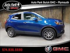New 2019 Buick Encore Sport Touring SUV KL4CJ1SB4KB780892 for Sale in Plymouth, IN at Auto Park Buick GMC