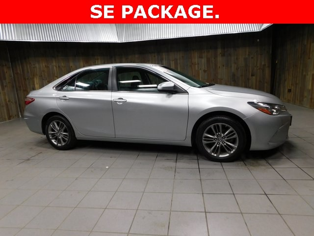 Used 2015 Toyota Camry Sedan for sale in Plymouth, IN at Auto Park Buick GMC